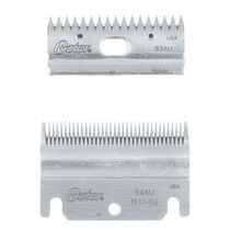 Oster® Clipmaster® Top and Bottom Blade Combo Set