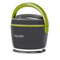 Crock-Pot® Lunch Crock® Food Warmer, Grey & Lime