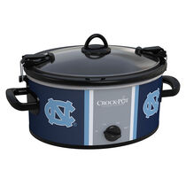 North Carolina Tar Heels Collegiate Crock-Pot® Cook & Carry™ Slow Cooker