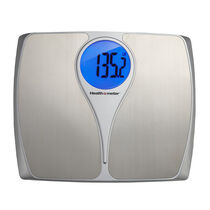 Health o meter® Stainless Steel Scale with Weight Tracking