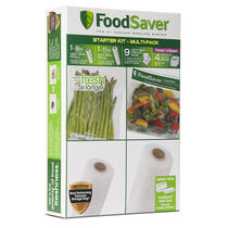 FoodSaver® Multi-Pack Starter Kit