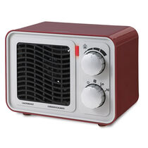 Sunbeam® Retro Heater, Red