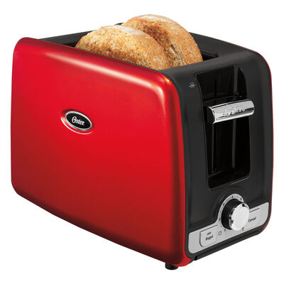 Oster® 2-Slice Retractable Cord Toaster