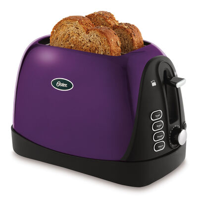 Oster® 2-Slice Toaster, Purple