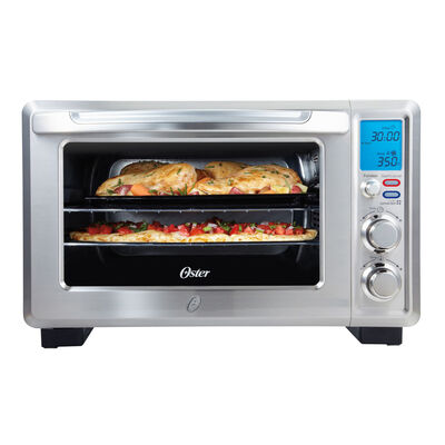 Oster? Inspire? 6-Slice Digital Convection Countertop Oven ...
