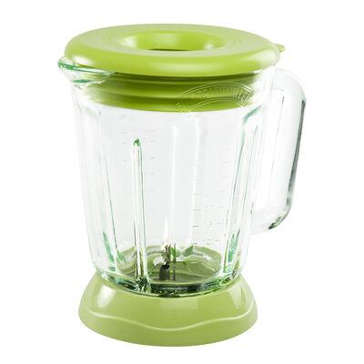 Margaritaville® Plastic Jar with Lid, Lime Green Fits Bahamas™, Key West™ & Fiji™