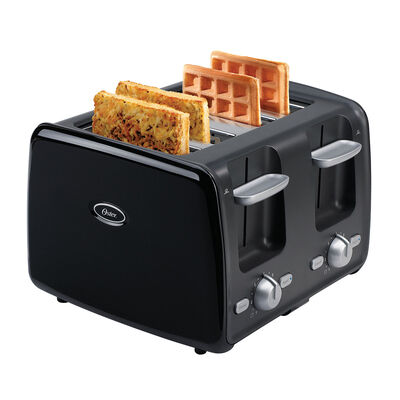 Oster® 4-Slice Retractable Cord Toaster