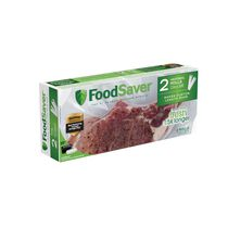 "FoodSaver® 11""x16' Heat-Seal Vacuum Sealer Roll, 2-Pack"