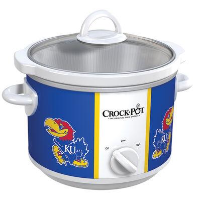 Kansas Jayhawks Collegiate Crock-Pot® Slow Cooker