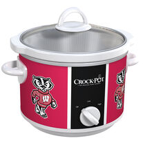 Wisconsin Badgers Collegiate Crock-Pot® Slow Cooker