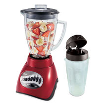 Oster® 12-Speed Blender with Blend-N-Go® Cup - Metallic Red Replacement Parts