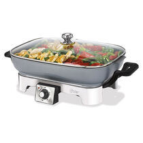 """Oster® 12"""" X 16"""" Removable Skillet"""