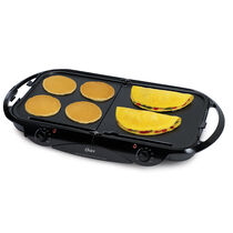 "Oster® 10"" X 20"" Folding Griddle"
