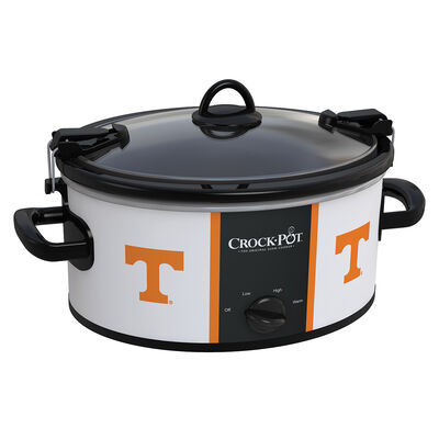 Tennessee Volunteers Collegiate Crock-Pot® Cook & Carry™ Slow Cooker