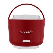 Crock-Pot® Lunch Crock® Food Warmer, Deluxe Edition, Red