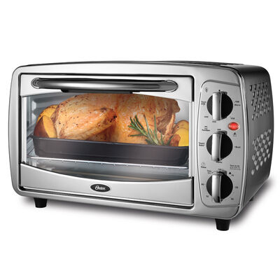 Oster® Stainless Steel 6-Slice Toaster Oven