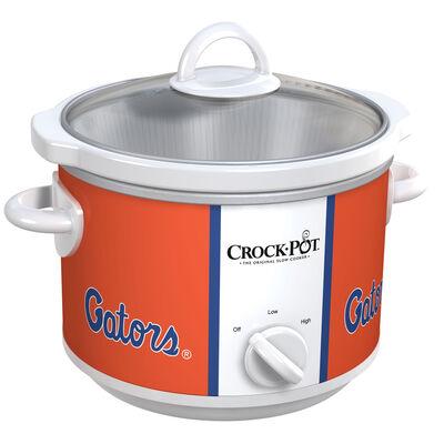 Florida Gators Collegiate Crock-Pot® Slow Cooker