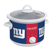 New York Giants NFL Crock-Pot® Slow Cooker