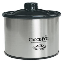 Crock-Pot® Little Dipper® Food Warmer, Silver