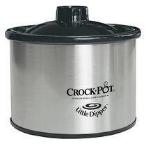 Crock-Pot® Little Dipper® Food Warmer, Silver