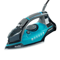 Power Steam Advanced Sure-Fill 2400w Steam Iron,  Ceramic Soleplate