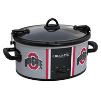 Ohio State Buckeyes Collegiate Crock-Pot® Cook & Carry™ Slow Cooker