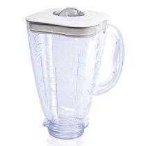 Oster® Blender 6-Cup Plastic Jar - White Lid