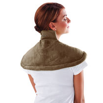 Sunbeam® Renue® Tension Relieving Heat Therapy, Mocha
