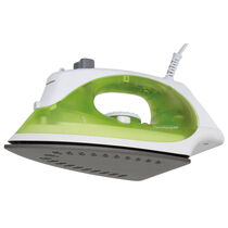 Sunbeam® Simple Press™ Iron, White & Green