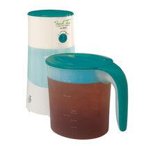 Iced Tea Maker, 3-Qt., Teal