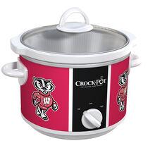 Wisconsin Badgers Collegiate Crock-Pot® Slow Cooker
