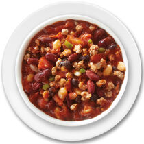 Crock-Pot® Cuisine Beef & 3 Bean Chili