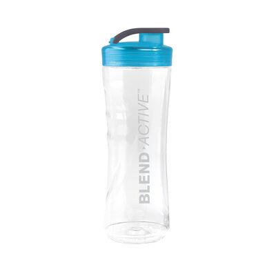 Breville Blend Active 600ml Spare Bottle, Blue Lid