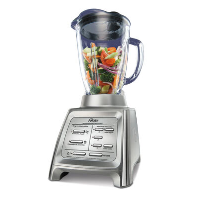 Oster® Versatile Designed for Life Pre-Programmed Blender with Reversing Blade Technology