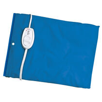 Sunbeam® Moist / Dry Heat Heating Pad with Auto-Off, Newport Blue