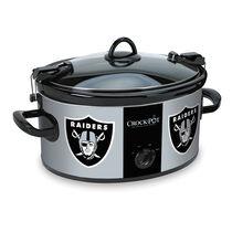 Oakland Raiders NFL Crock-Pot® Cook & Carry™ Slow Cooker