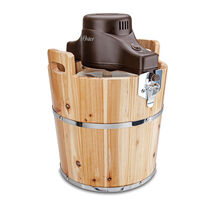 Oster® 4-Quart Wooden Bucket Ice Cream Maker
