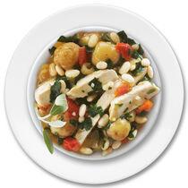 NEW! Crock-Pot® Cuisine Sage Garlic Chicken with White Beans