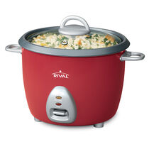 Rival® 6-cup Rice Cooker w/Steamer