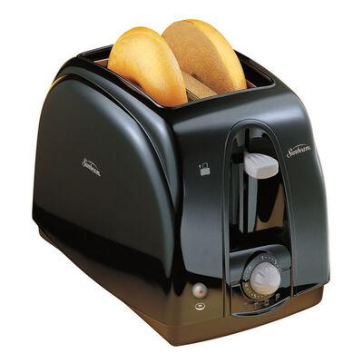 Sunbeam® 2-Slice Toaster, Black