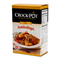 Crock-Pot® Delicious Dinner, Jambalaya
