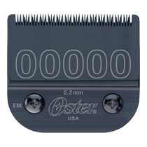 Oster® Detachable 00000 Blade Fits Titan, Turbo 77, Primo, Octane Clippers