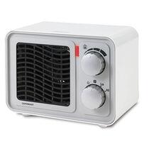 Sunbeam® Retro Heater, White