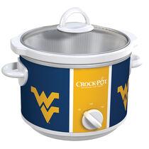 West Virginia Mountaineers Collegiate Crock-Pot® Slow Cooker