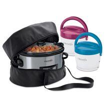 Crock-Pot® On-the-go Travel Bundle
