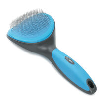 Oster® Clean & Healthy Curved Slicker Brush for Dogs