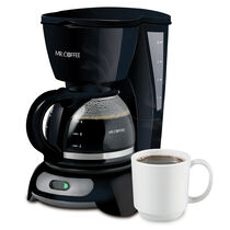 Mr. Coffee® Simple Brew 4-Cup Switch Coffee Maker