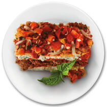 Crock-Pot® Cuisine Layered Beef Lasagna