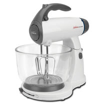 Sunbeam® Mixmaster® Stand Mixer, White