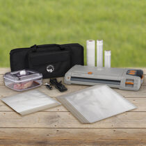 The FoodSaver® GameSaver® Outdoorsman Premium Kit